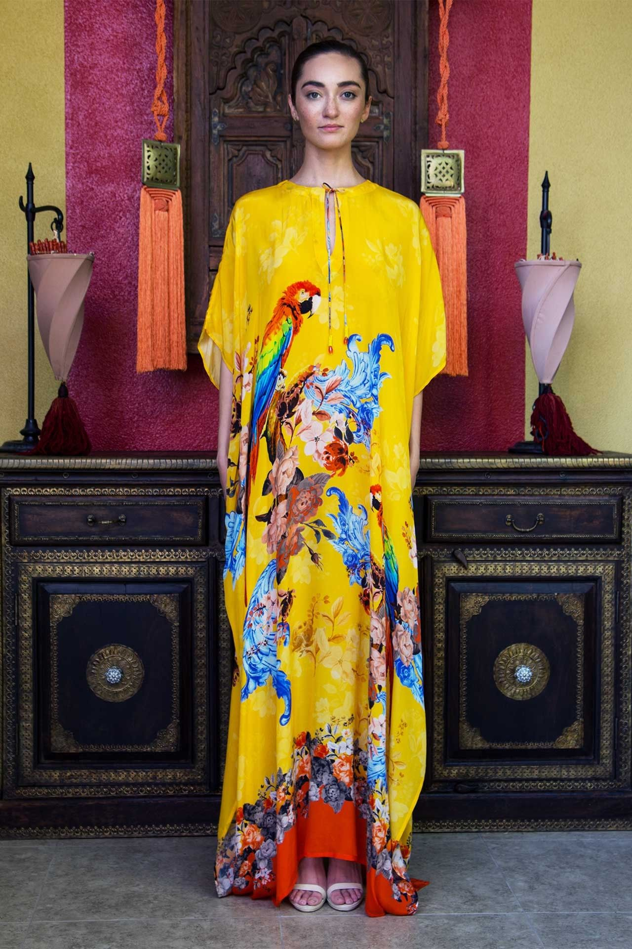 01a42bf63 Maxi Kaftan Dresses [Designer Kaftan Dresses] Up to 50% Off - Shahida  Parides®