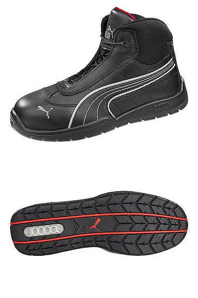4b7e87ed6762 Occupational 11501  Puma Safety 632165 6 Daytona Mid Sd Steel Toe Non Slip  Heat Resistant Boots -  BUY IT NOW ONLY   125 on eBay!