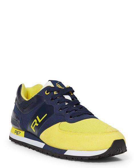 Slaton Tech RL Sneaker - Polo Sport Sneakers - RalphLauren.com