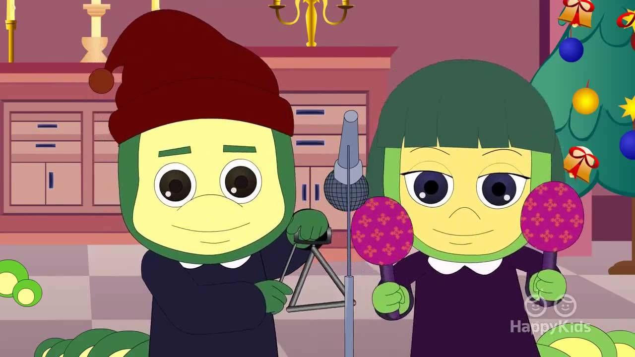 We Wish You A Merry Christmas - Children Christian Bible Cartoon ...