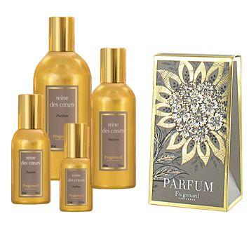 Reine Des Coeurs Creativ Packaging Bottle Perfume France