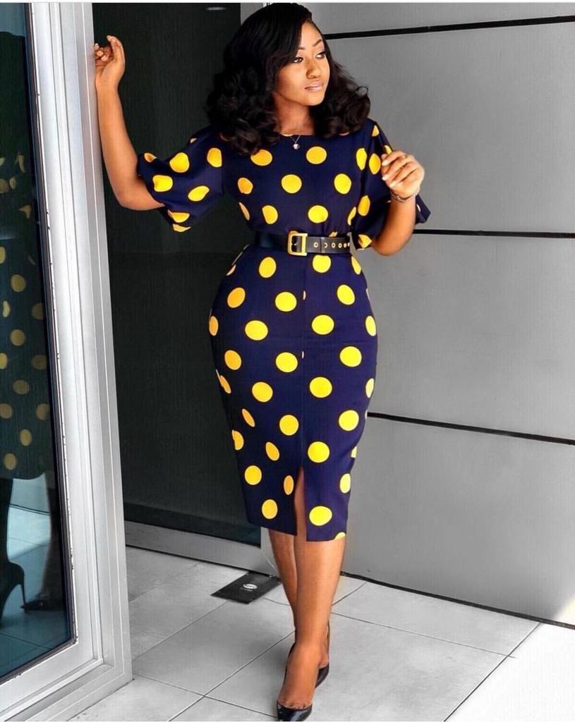 Women Embroidery African Print Maxi Summer Dress Dashiki Dress Knee Length African Dresses For Women Best Casual Dresses African Fashion Dresses [ 1024 x 815 Pixel ]