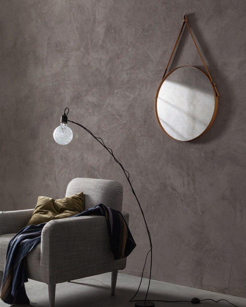 Specchio Design Moderno Camera Da Letto.Specchio Rotondo A Parete Effigies By Limac Design Firestyle