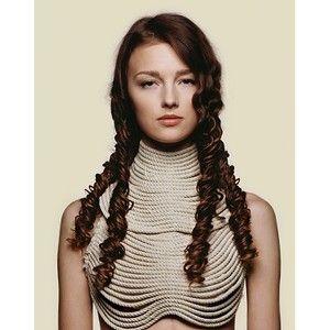 Futuristic Hairstyles Polyvore Human Rusalka Rusalka