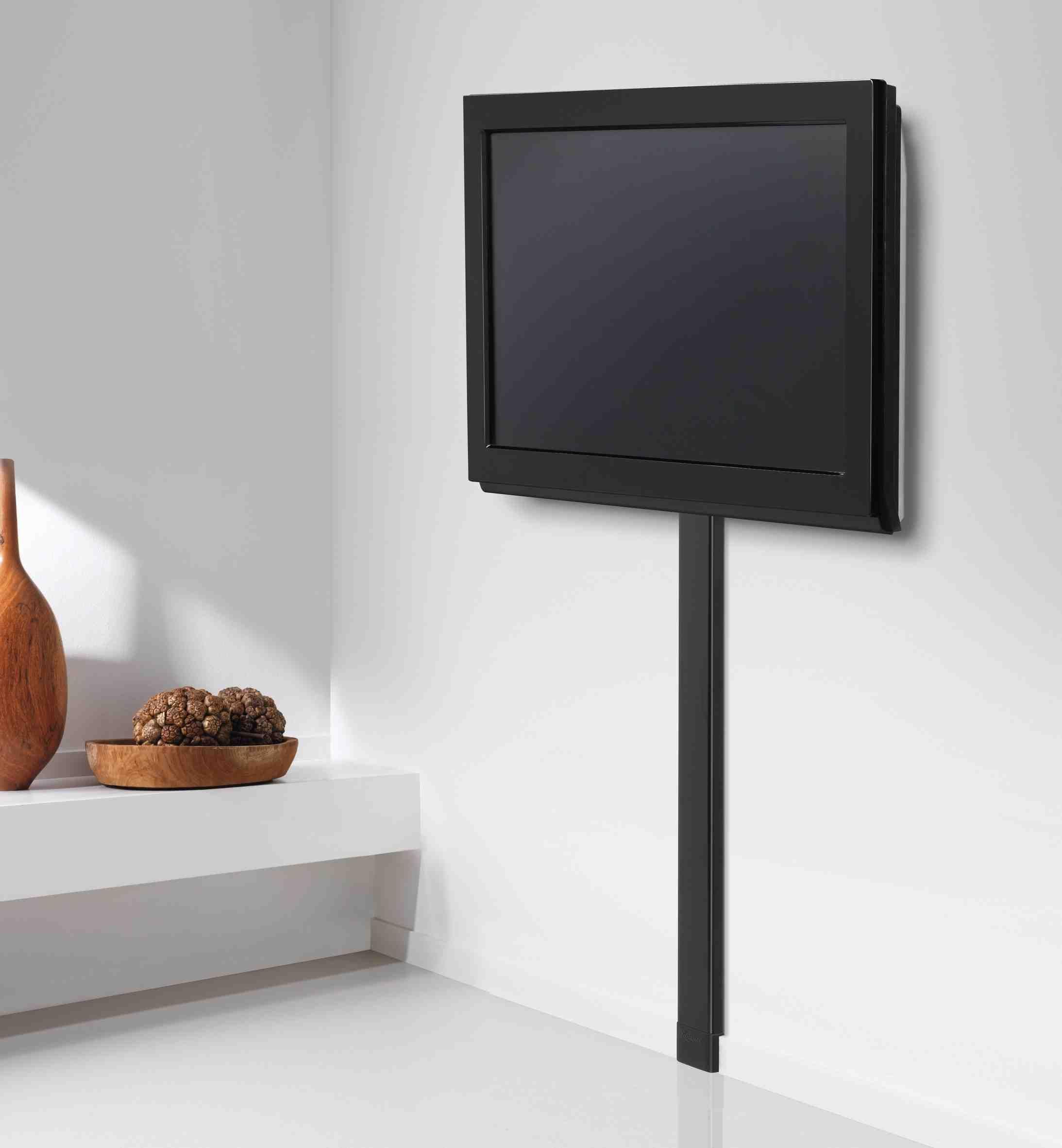 Wall Mount Tv Wire Cover Nastennyj Televizor Kreplenie