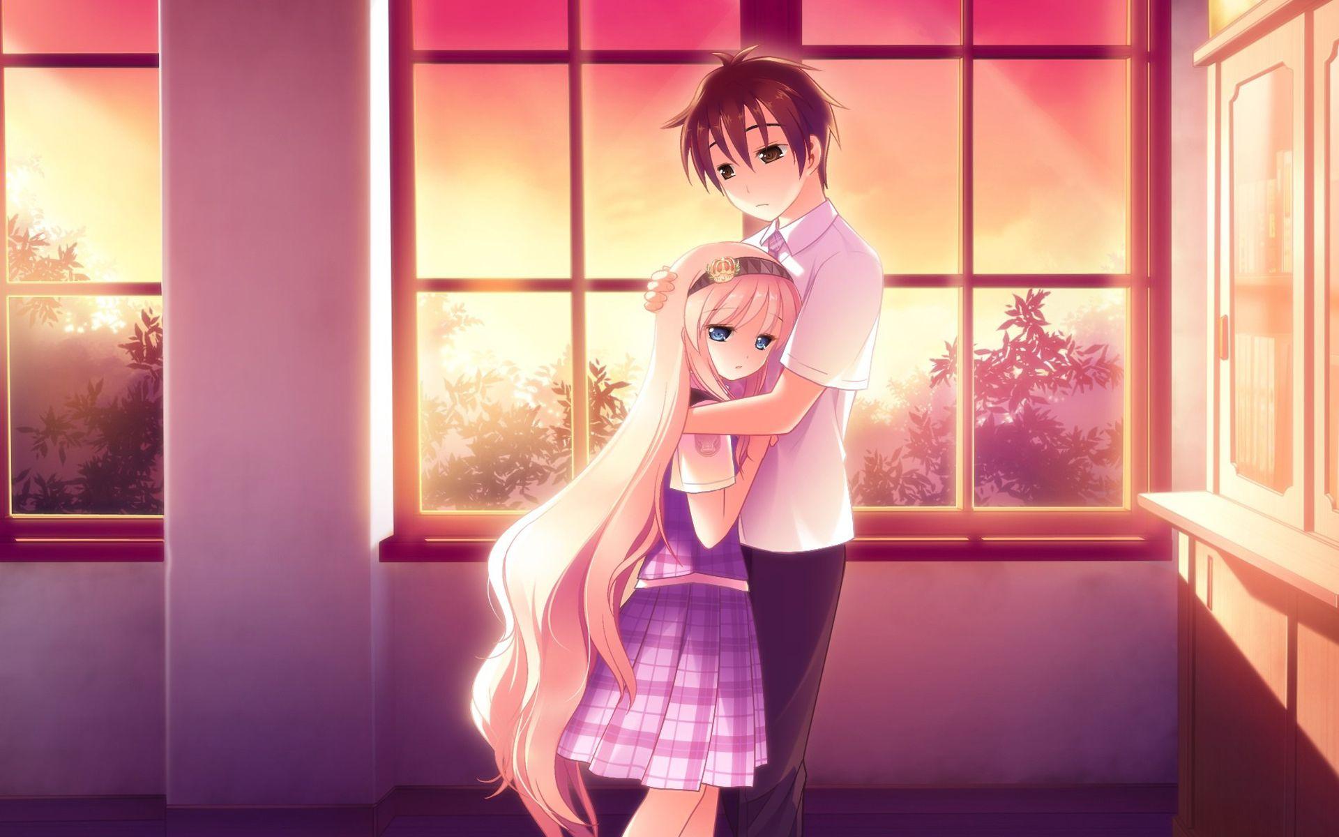 Pin De Kevin Larsen En Rrejopher Besos Tiernas Anime cute wallpaper love