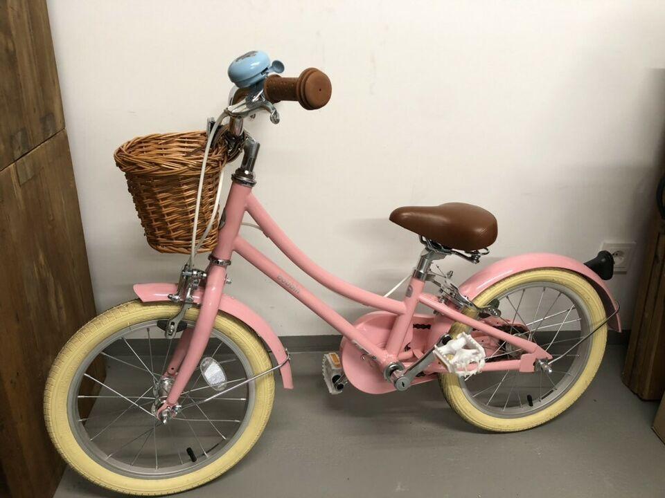 Bobbin Retro Kinderfahrrad 16 Zoll Rosa Wie Neu In Niedersachsen Oldenburg Kinderfahrrad 16 Zoll Retro Fahrrad Kinder Fahrrad