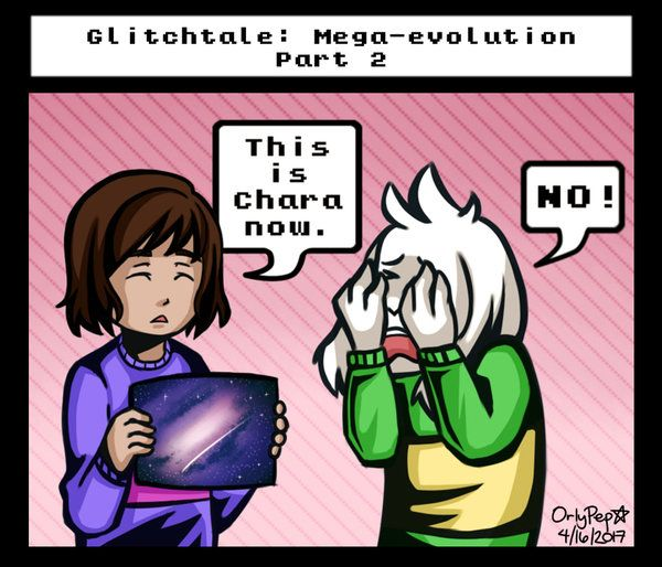 Glitchtale: Mega-evolution Part 2 by digorylarynith | Undertale ...