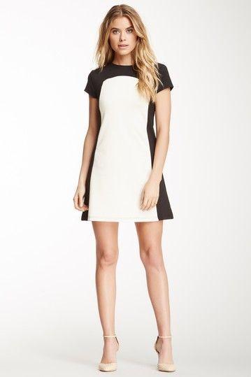 55287b585fb01 Monochrome dress
