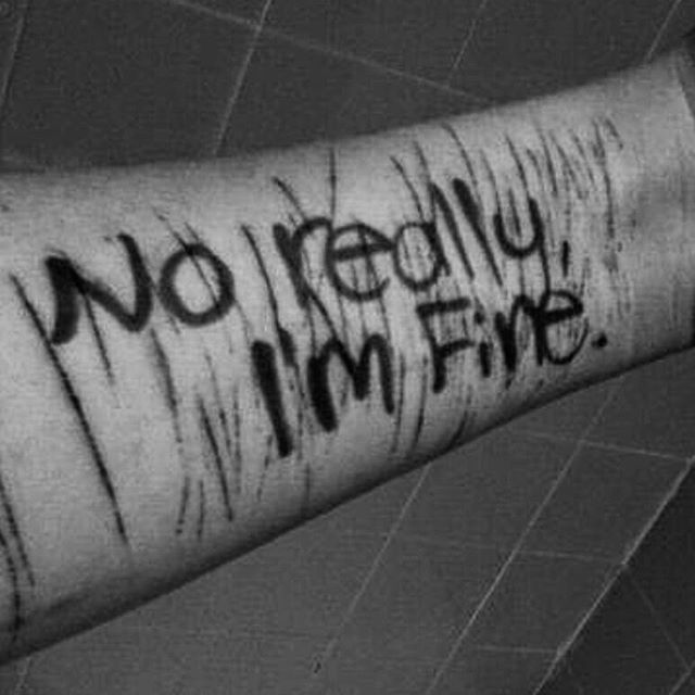 I'm fine :)