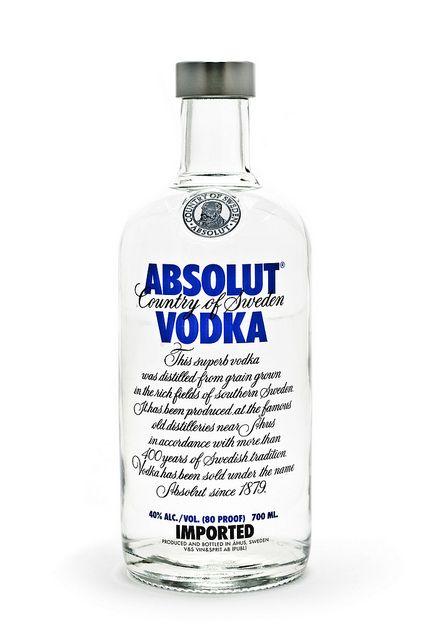 Du Schuttest Wodka In Eine Vase Der Grund Absolut Genial Tipps
