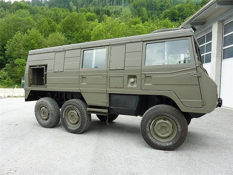 1973 Steyr Puch Pinzgauer 712 Yahoo Image Search Results Steyr Zombie Survival Gear Recreational Vehicles