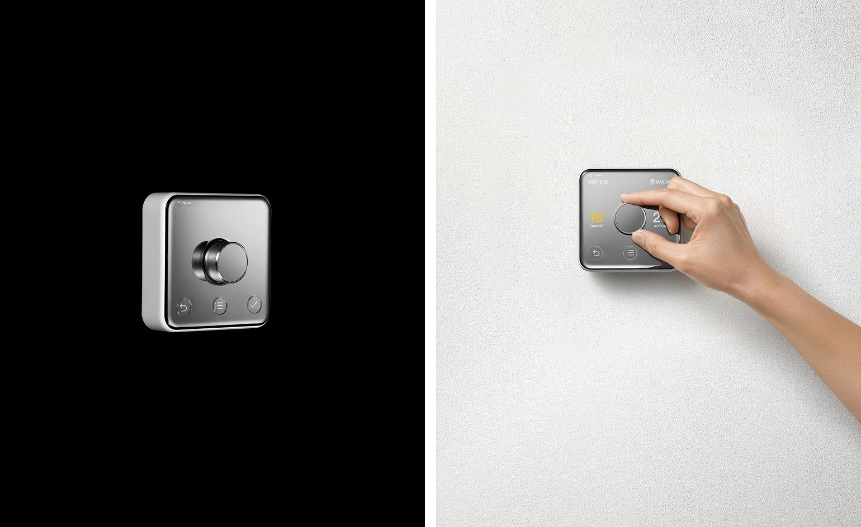 The Heat Is On Yves Behar Reveals Hive 2 Thermostat Design Wallpaper Magazine Thermostat Designer Wallpaper
