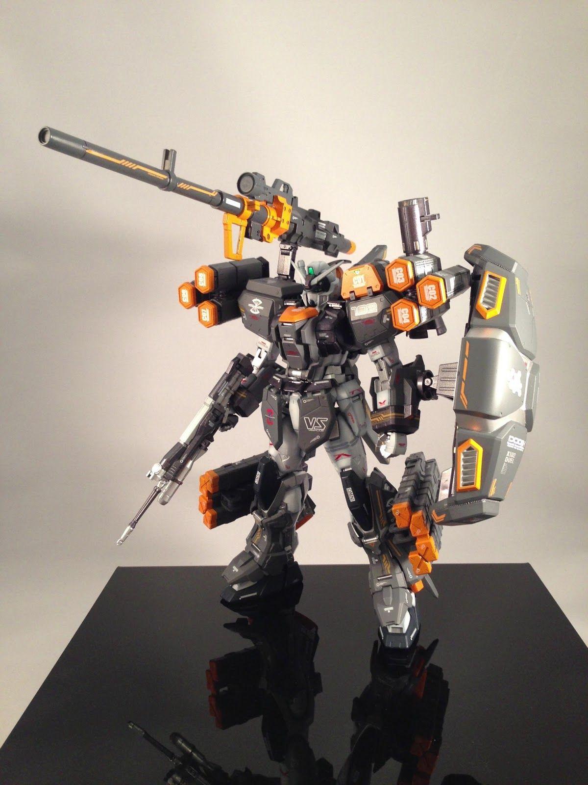 Pin By Tewmaw On Badass Gundams