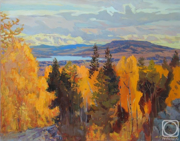 Урал в картинках живопись