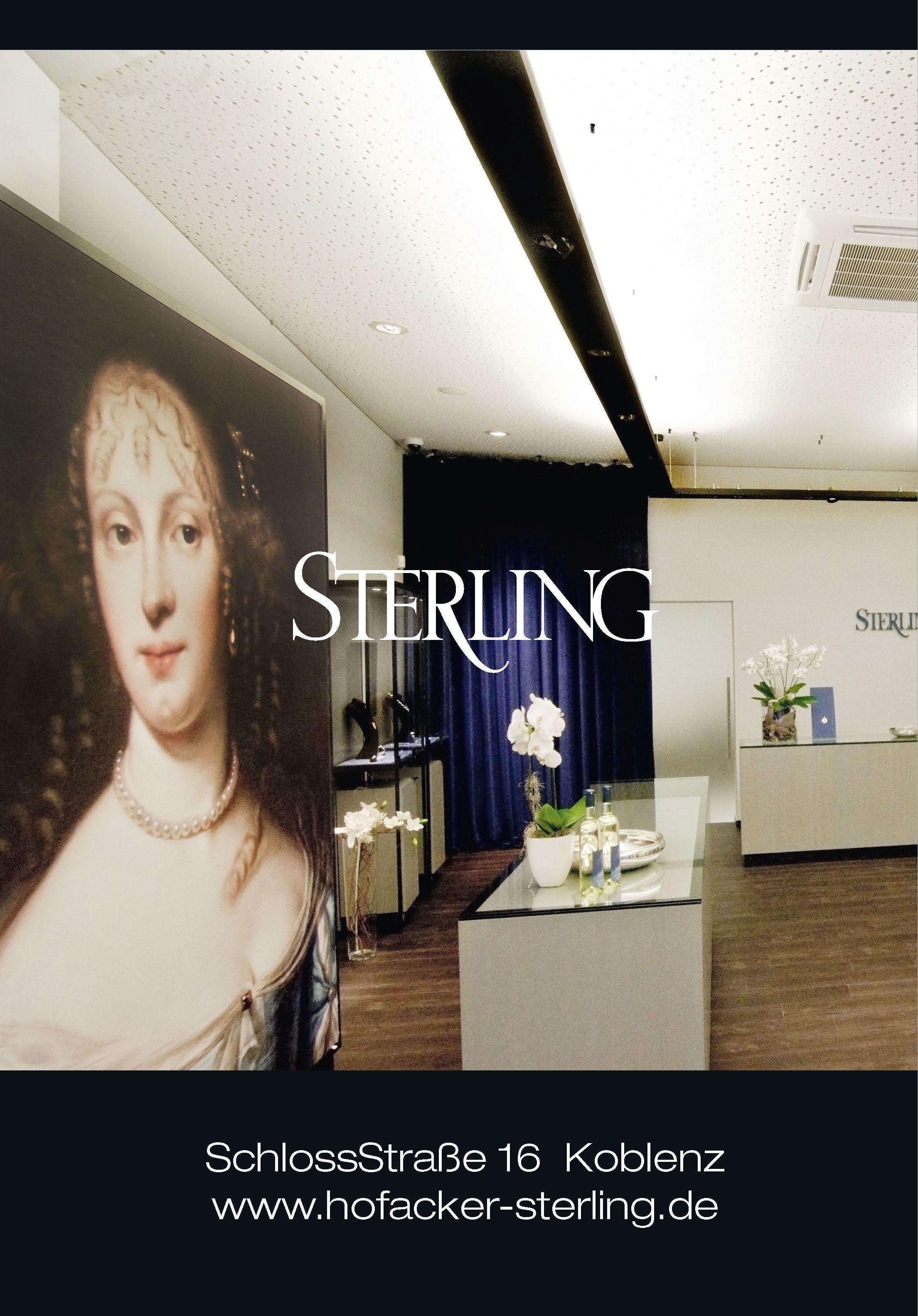Mit der Neugründung der Marke Hofacker Sterling möchten wir den Rahmen des Herkömmlichen sprengen. Objekte von überzeugender Qualität, modische Glanzlichter zum sportlichen Outfit. Kette von Meisterhand gefertigt aus 925er Sterling.