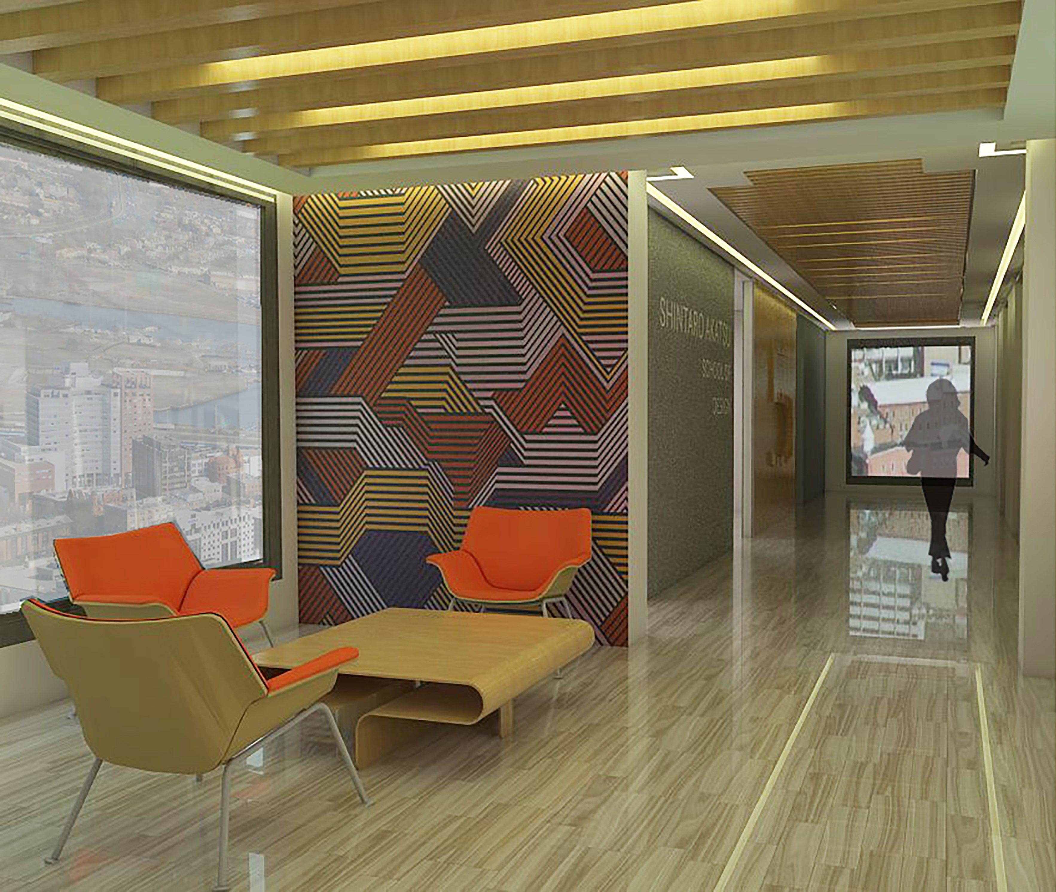 School Interior Design: Shintaro Akatsu School Of Design, University Of Bridgeport
