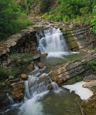 Steele Creek Park Falls Near Bristol Tn Hike On In 2019 Steele