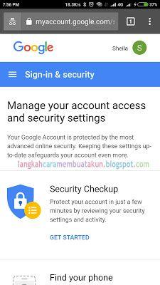 12 Ide Cara Mengubah Kata Sandi Akun Google Ganti Password Gmail Persandian Google
