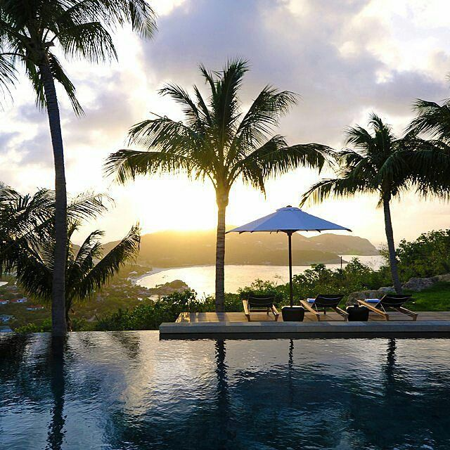 The sophisticated #island of #StBarthelemy delects its guests with exquisite #Caribbean cuisine, chic #boutiques and picturesque #beaches! -  Pic via @baroque_villas -   Follow and Tag Us to Get Featured -   Use Hashtag #saintbarthcom to Get Featured