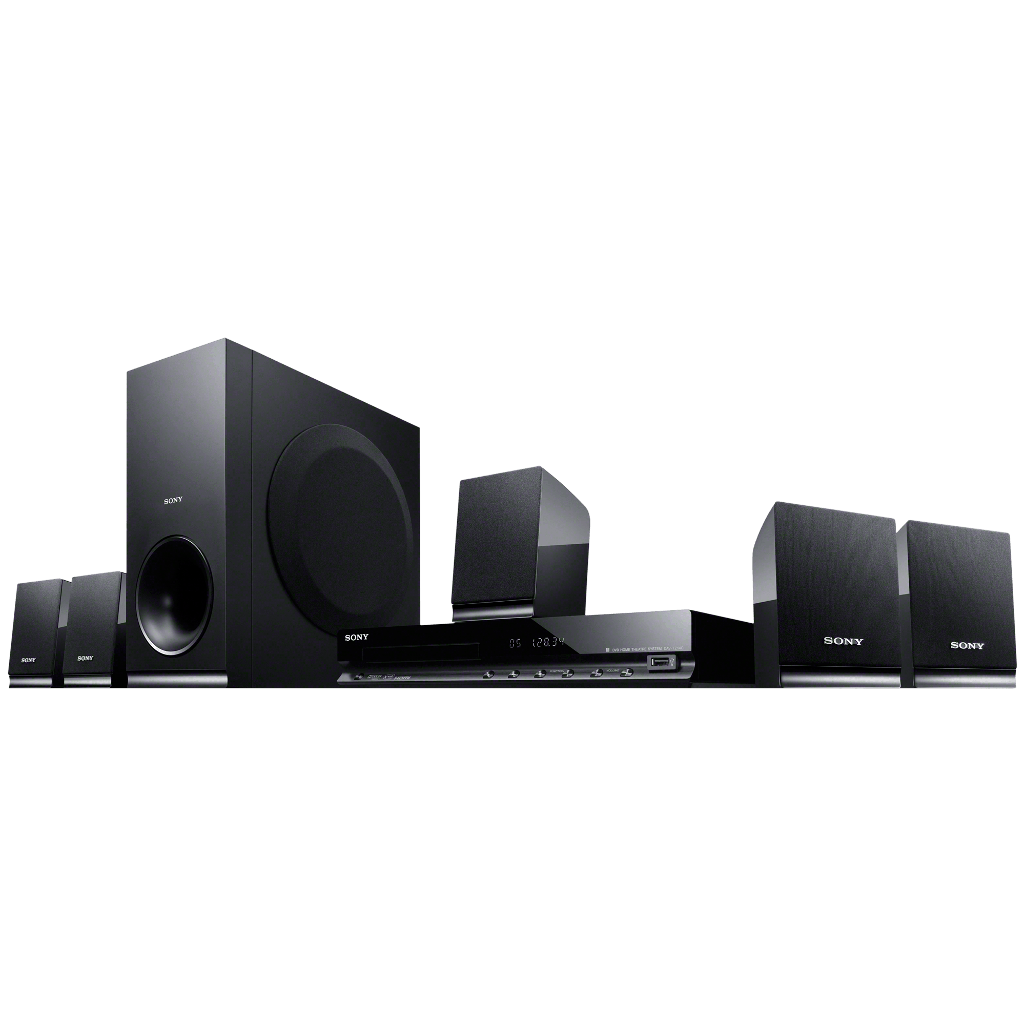 Home Theater Systems - Wireless Surround Sound Systems - Sony US ...