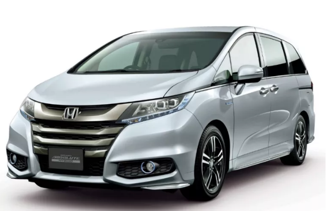 2020 Honda Odyssey Release Date Revie Colors Interior