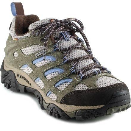 7a9ce788d Merrell Moab Waterproof Hiking Shoes - Women's | REI Co-op | Gear ...