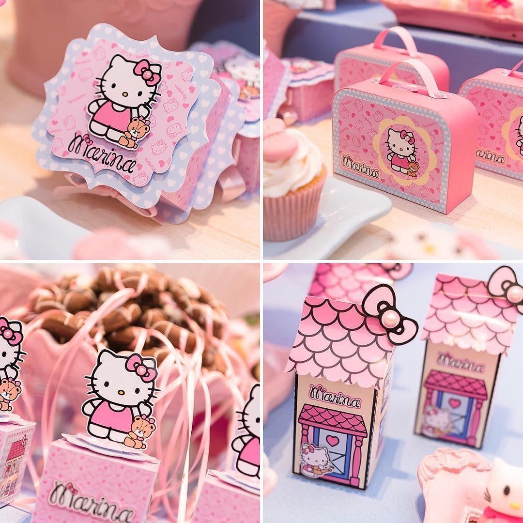 Fiesta infantil con tema de Hello Kitty | Hello kitty
