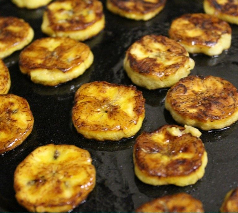 30 Side Dishes And Desserts To Try: Pan-Fried Plantains (Whole30-Friendly)