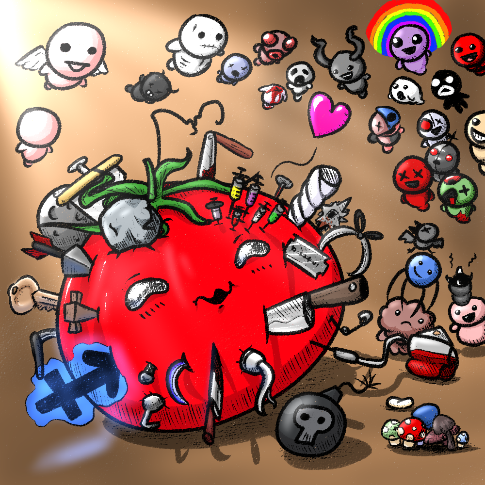 Pin By The Joker On Binding Of Isaac