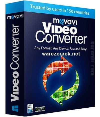 Movavi video converter 18. 2. 0 activation key & crack [latest].