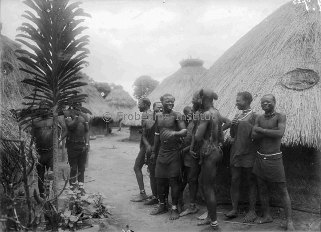 Nigeria : Benue, Tiv, Salatu