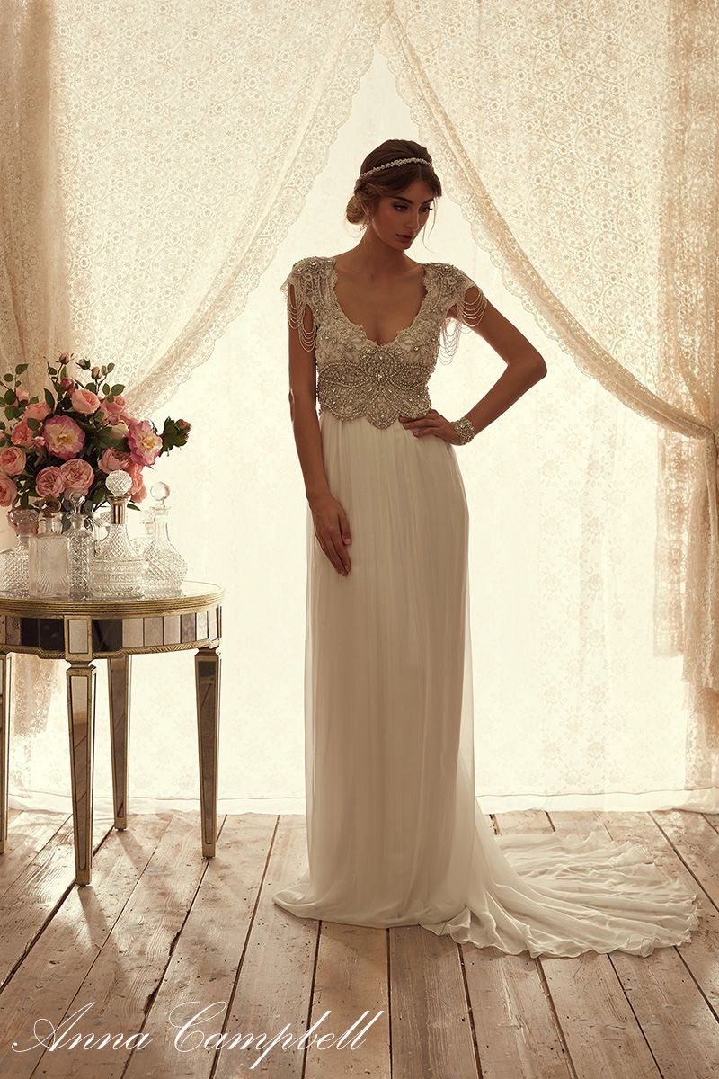 Lovely Boutique, Georgetown, DC Sierra (Slimline Chiffon) | Dream ...