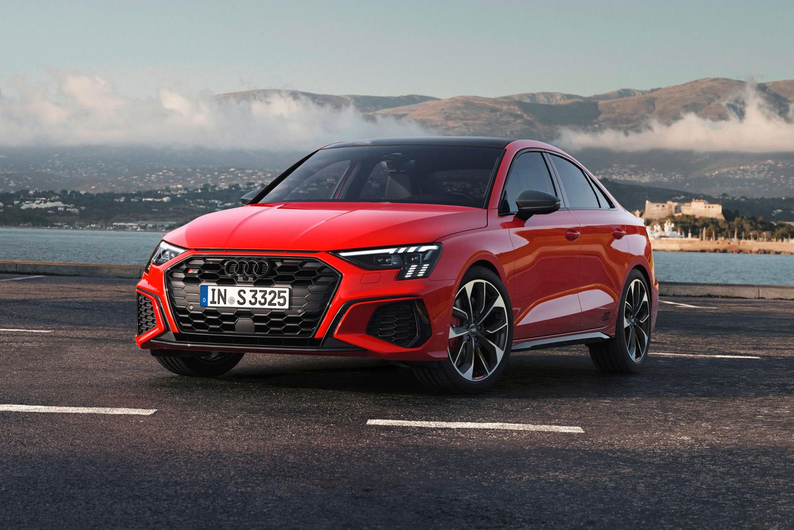 2021 Audi S3 First Look Review More Power And Attitude Audi Nails It With Its Entry Level Performance Sedan In 2020 Audi Sedan Exterior Design