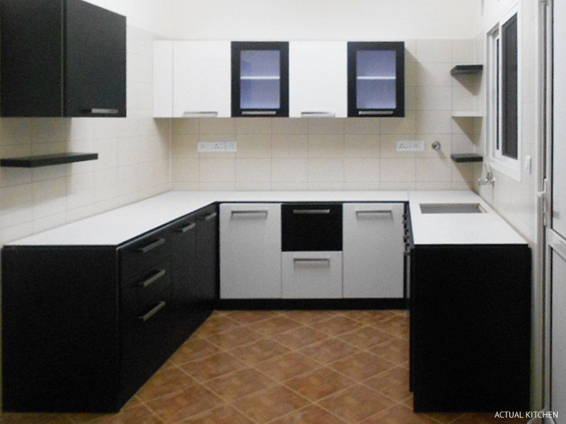 Modular Kitchen & Wardrobe designs, prices online India | CapriCoast ...