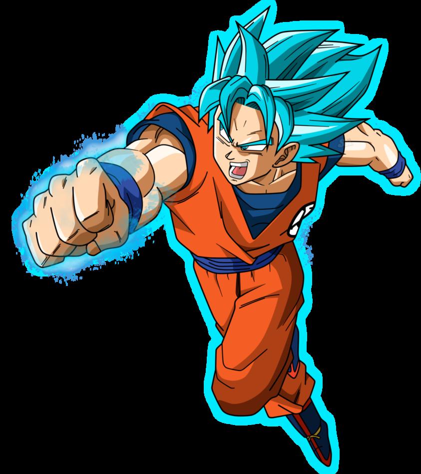 Goku Ssj Blue V4 By Saodvd Dragon Ball Super Manga Anime Dragon Ball Super Anime Dragon Ball Goku
