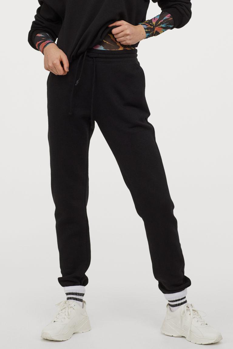 Photo of Sweatpants – Black – Ladies   H&M US