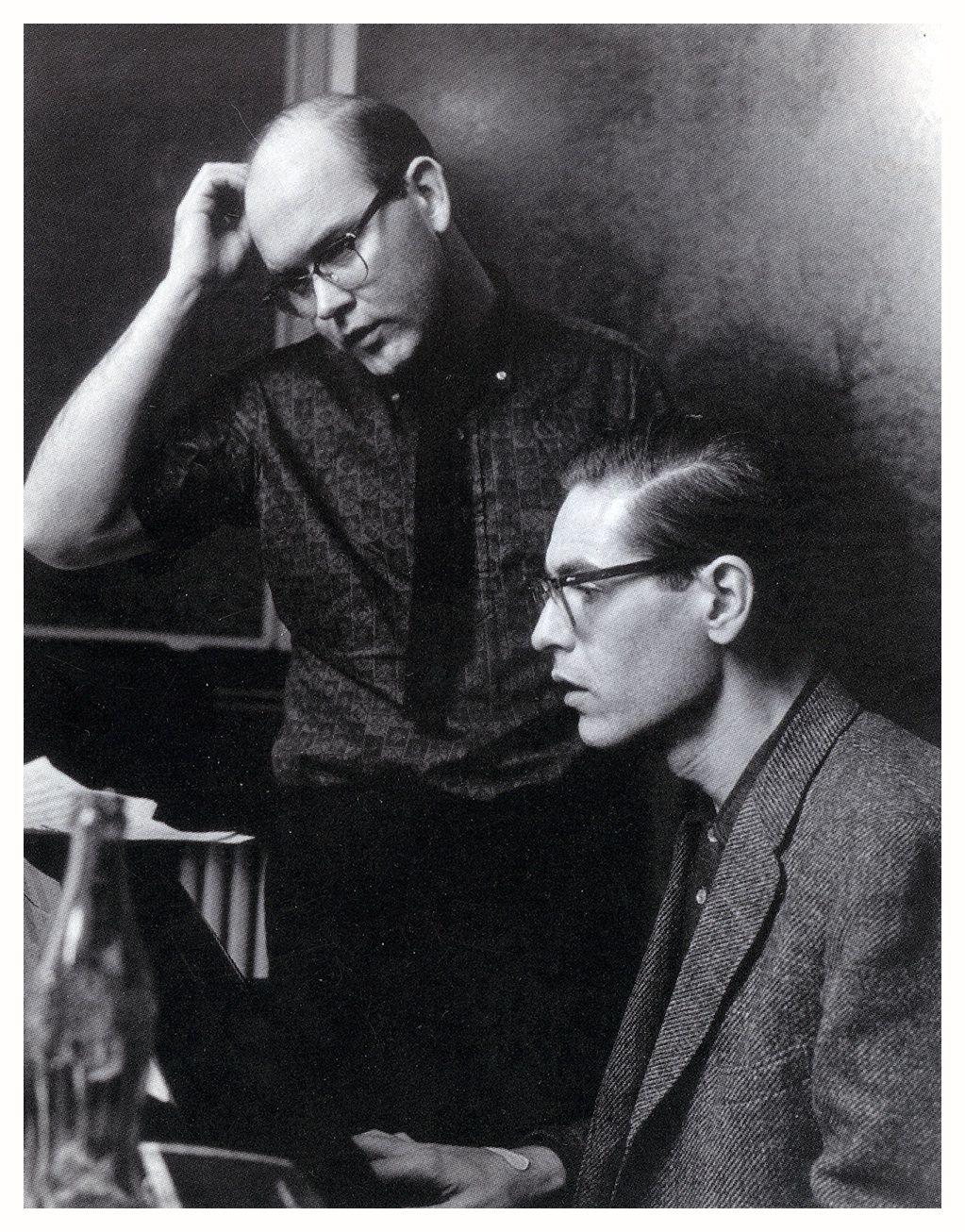Jim Hall, Bill Evans