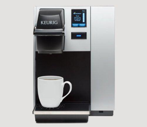 Keurig B150 Small Office Brewer Keurig Keurig Coffee Makers Best Coffee Maker