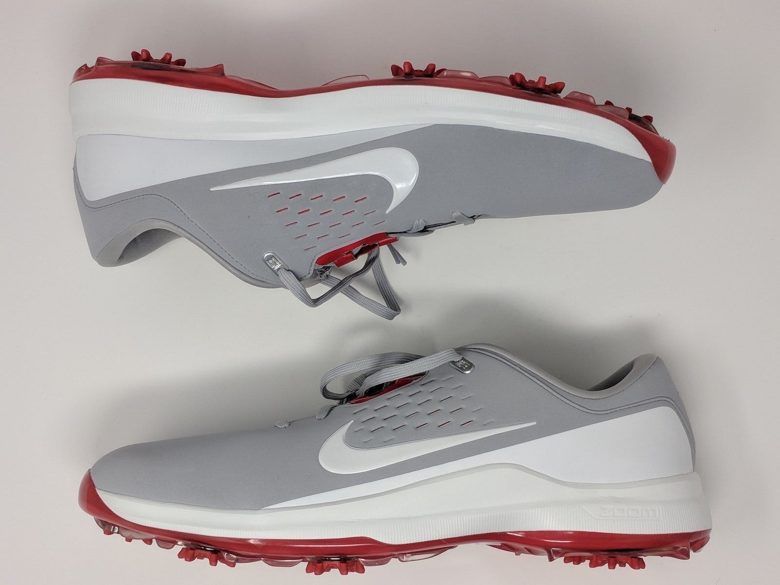 new style aac35 a3f84 NEW MSRP 150 Nike Mens Air Zoom TW71 Golf Shoes AA1990-001 - Size 13