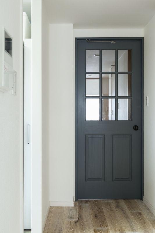 リビングのドアは家の顔 おしゃれ ドア リビング ドア ガラス