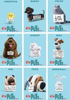The Secret Life Of Pets Movie Review Pets Movie Secret Life Secret Life Of Pets