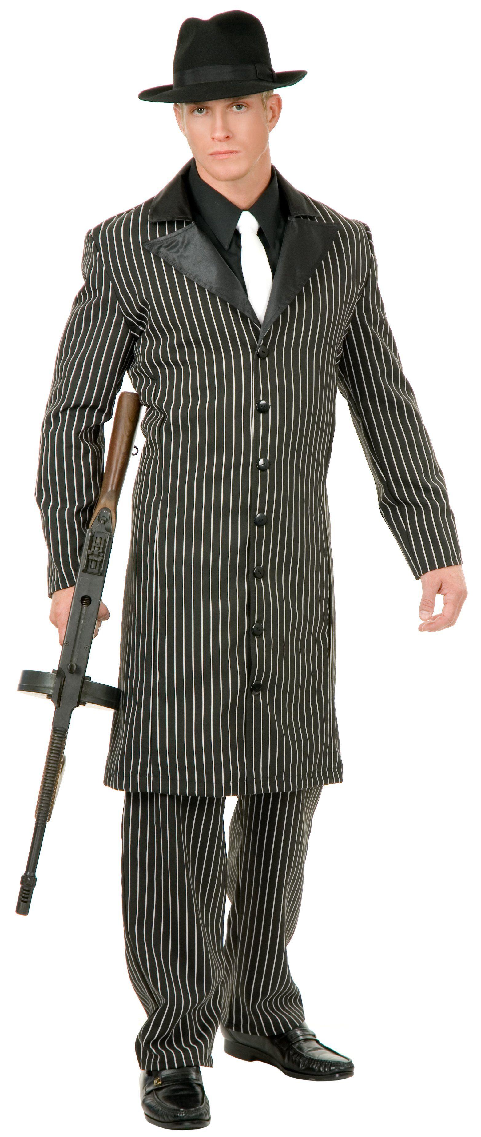 men's gangster halloween costumes   adults halloween costumes in