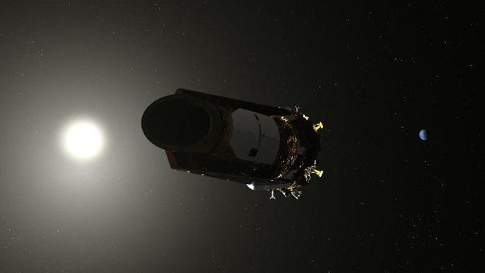 Farewell, planet hunter. Last night, the @NASAKepler space ...