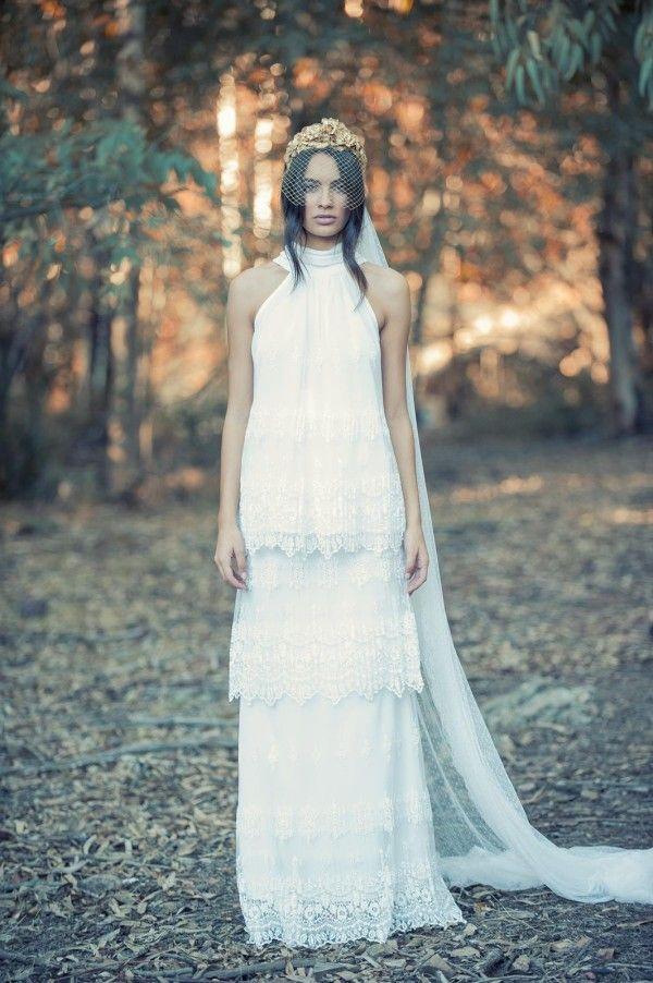 Novias bohemias por Matilde Cano · Wedsiting tu web de boda gratis ...