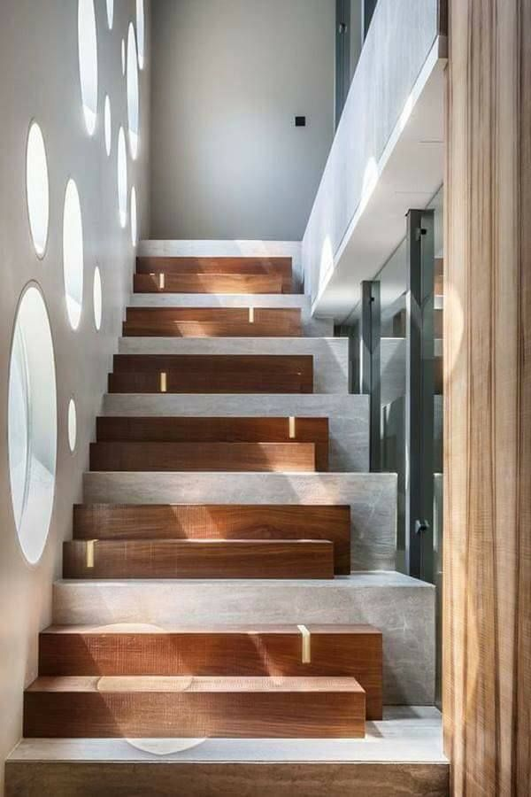 Merende Ta Ve Ah Ab Super Kombini Home Pinterest Staircase Design Stairs  And House Also Rh