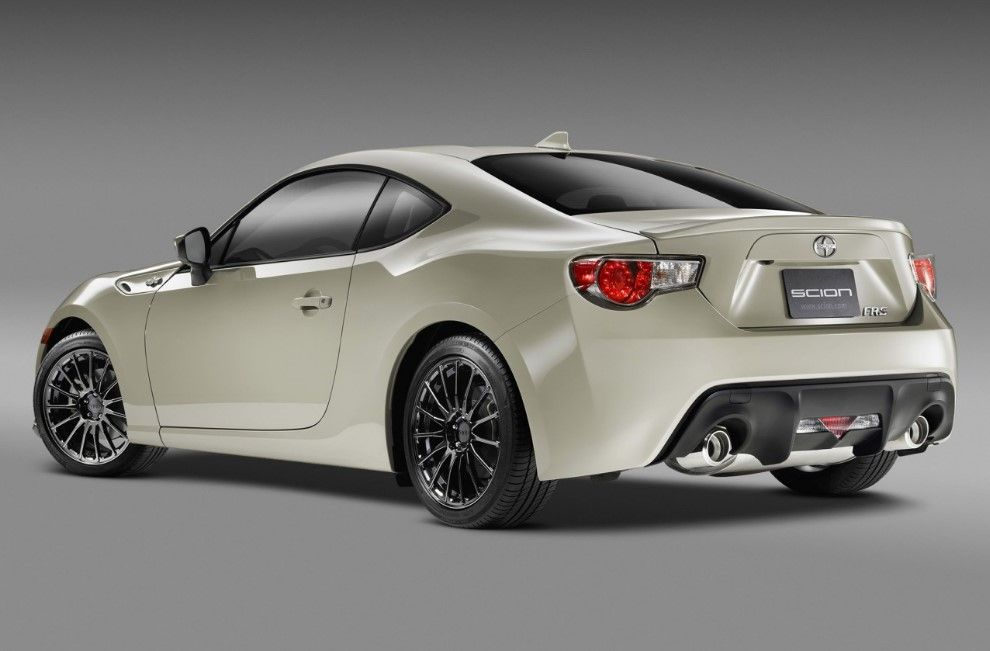 The Next Sports Sedan From Scion The New 2018 Scion Frs Scion