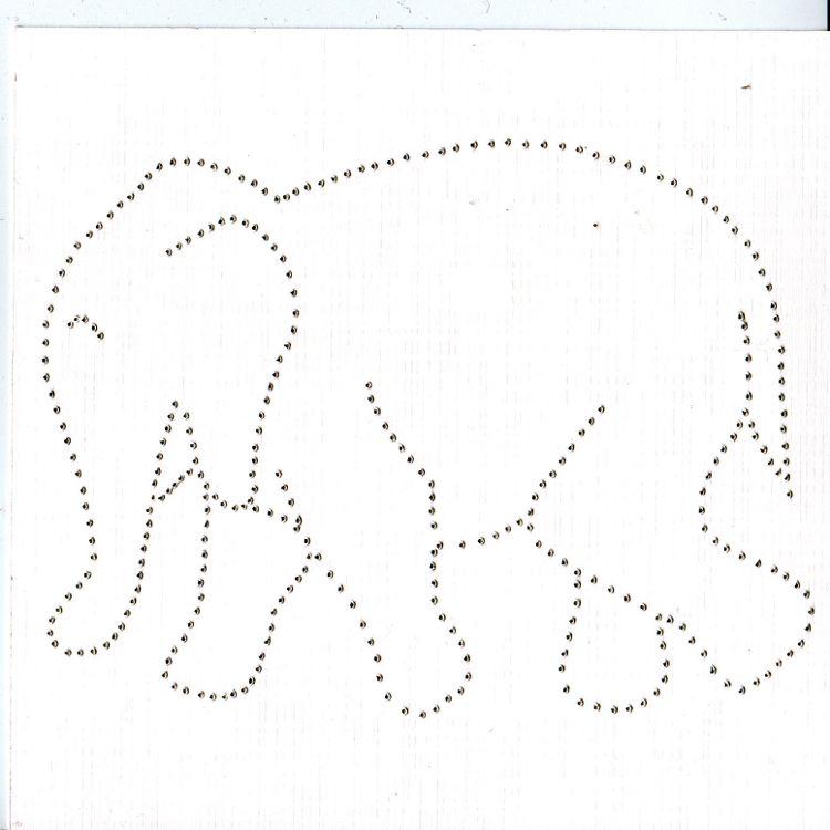 50 Fadengrafik Tiere Ideen Fadengrafik Tiere 15