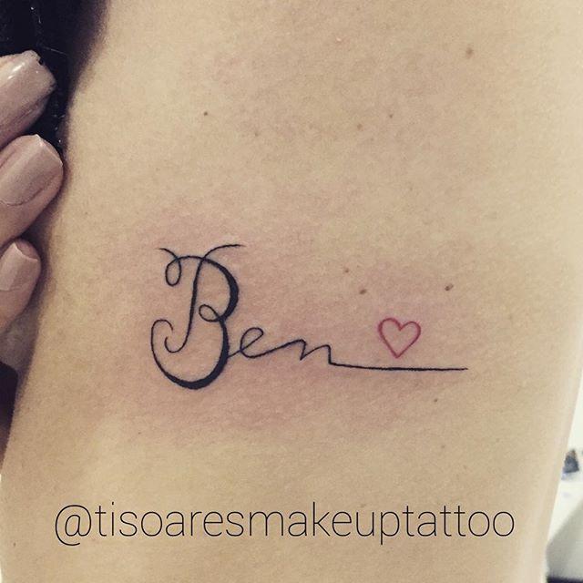 Studio Ticiana Soares: Tatuagem Da Cliente @moninebem Em