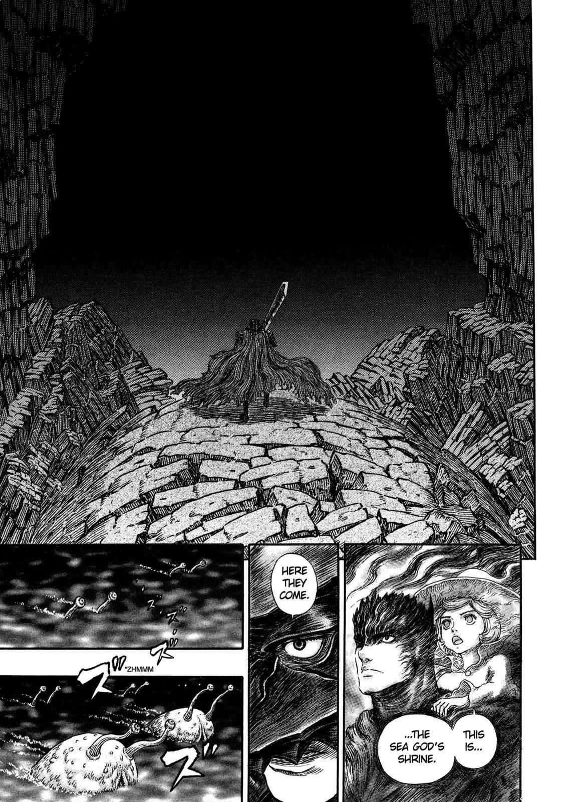 Berserk Chapter 319